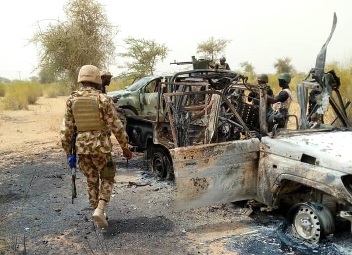 Nigerian troops kill ISWAP commander, Abu Aisha Damasak