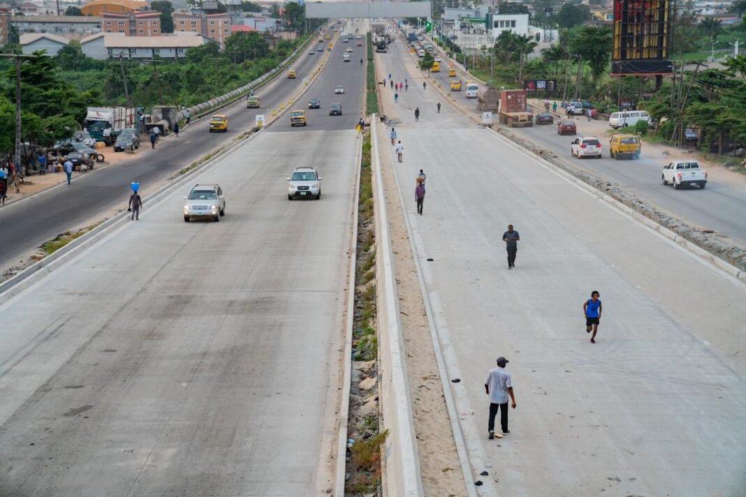 Apapa-Oshodi-Ojota-Oworonshoki road project