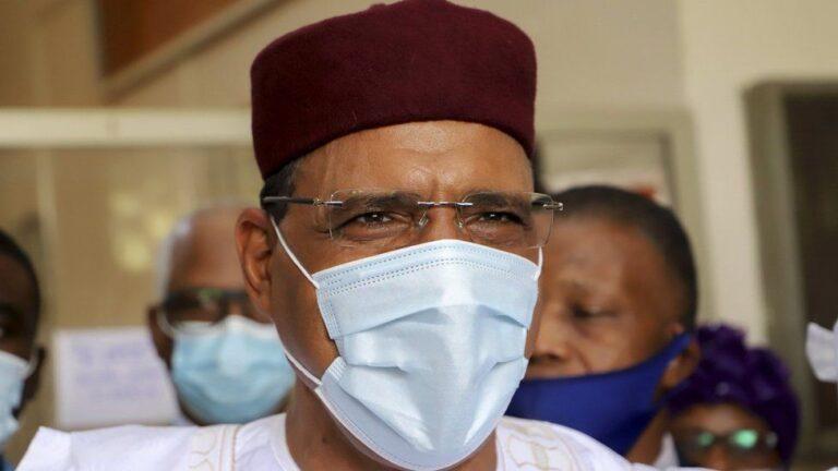 Bazoum sworn-in as Niger Republic president