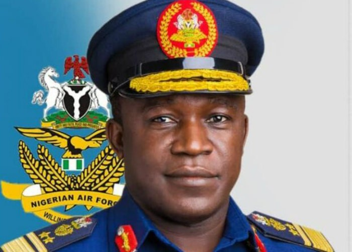 Nigerian Air Force tackles 'food security', inaugurates 2,000-hectare farms in Benue