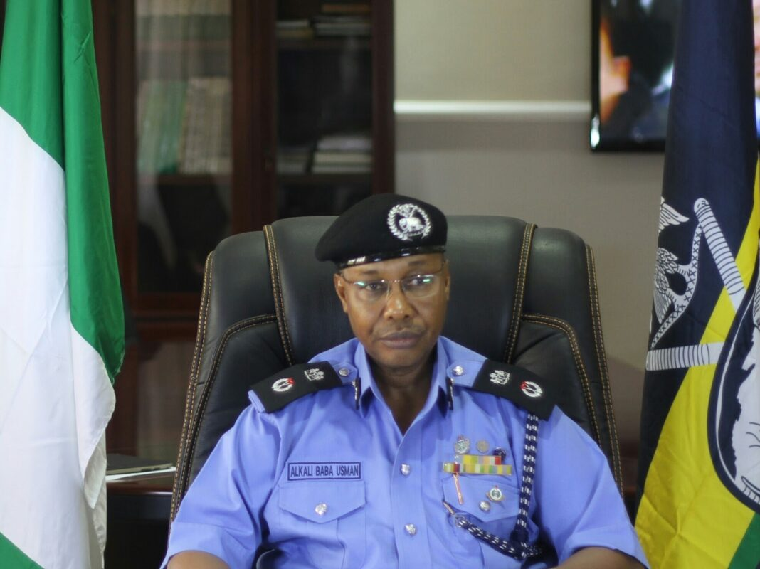 Buhari appoints DIG Alkali Baba as acting IGP