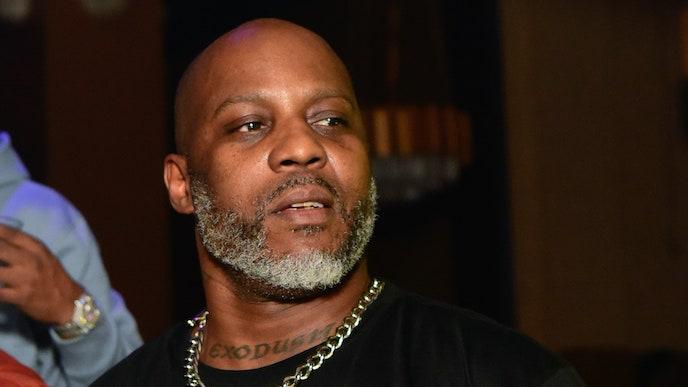 American rapper, DMX, dies at 50