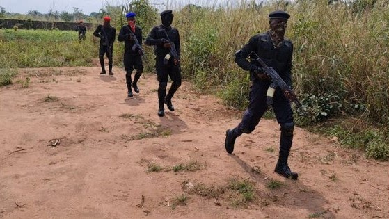 IPOB insurgents set another police division in Imo on fire