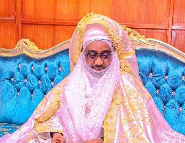 Emir of Zazzau Ahmed Bamalli