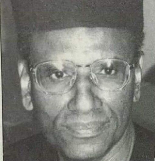 Mahmud Tukur: A true patriot, by Mamman Daura