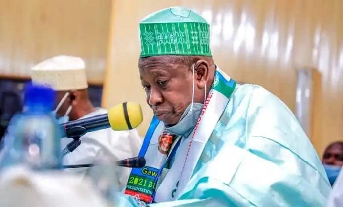 Gov Abdullahi Umar Ganduje of Kano State