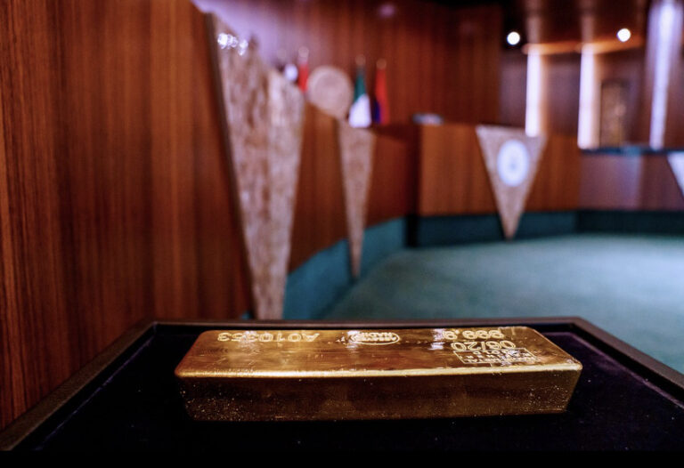 Nigeria produced 1.6m grams of gold in 5 years — Minister