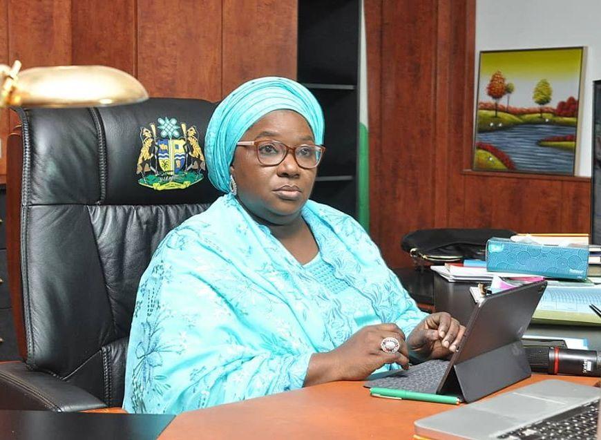 Kaduna State Deputy Governor, Dr. Hadiza Sabuwa Balarabe