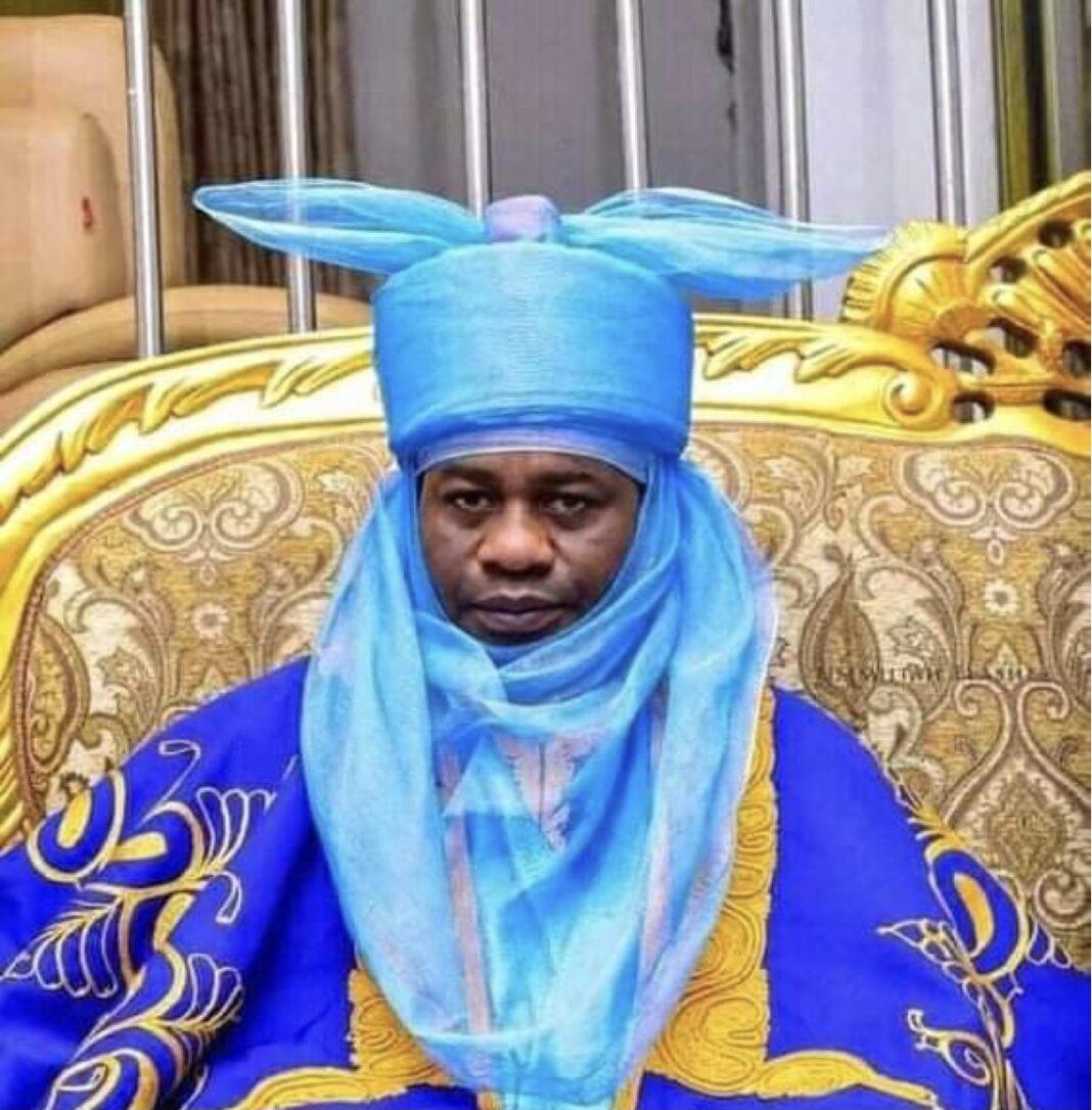 Emir of Kagara Ahmad Garba