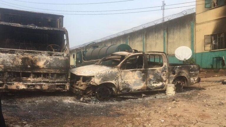 Gunmen attack police station, kill 1 in Ebonyi