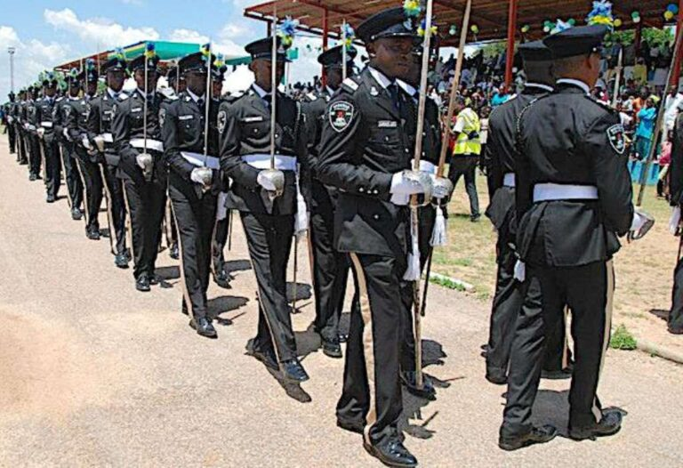 Interrogating 'irregularities' in police officers promotion process