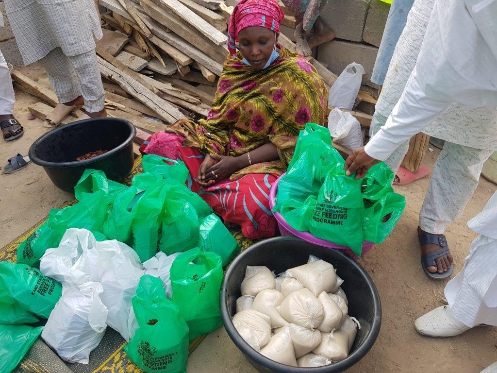 Ramadan - Kano govt feeds 75,000 people daily