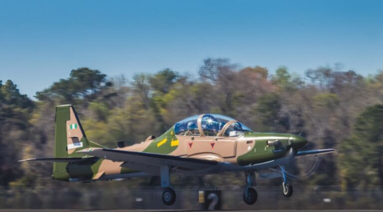 Insecurity: 6 Super Tucano aircraft to arrive Nigeria July – Presidency