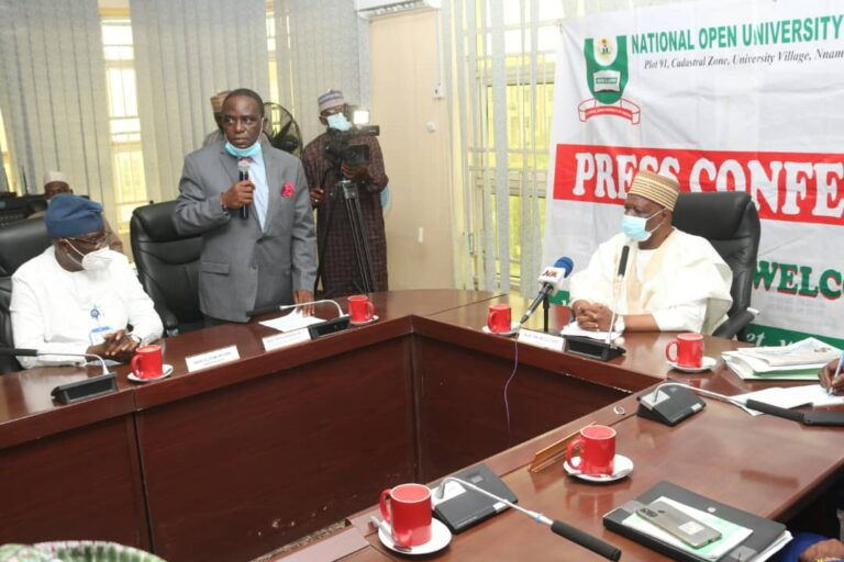 NOUN visitation panel holds interactive session, vows to scrutinise institution