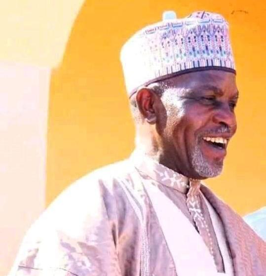 The new Emir of Kauru Ya'u Shehu Usman