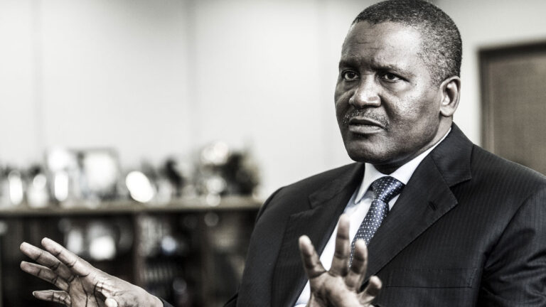 Dangote reveals actual price of cement sold to dealers