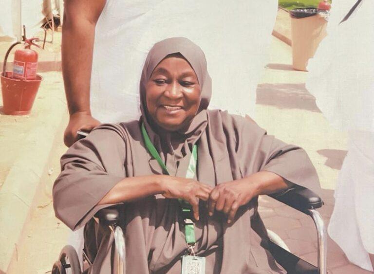 JUST IN: Sardauna's daughter, Aishatu Ahmadu Bello, dies at 75