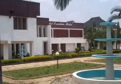 Halal Fountain Hotel, Kano