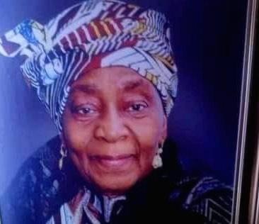 The late Hajiya Maryam Ado Bayero