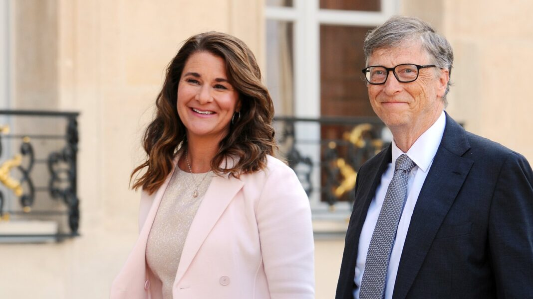 Bill and Melinda Gates announce divorce, but will work together at foundation