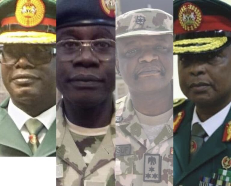 Chief of Army Staff: Some choices before Buhari