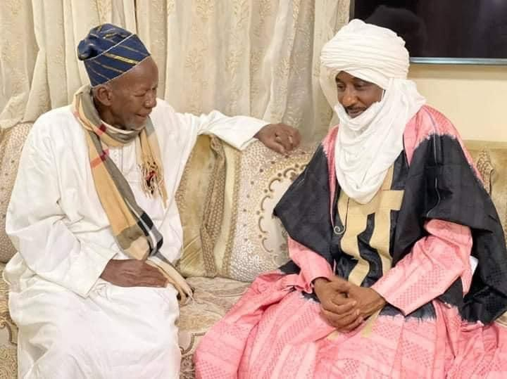 In Senegal, Supreme Tijaniya leader confirms appointment of former Emir Sanusi as Caliph in Nigeria