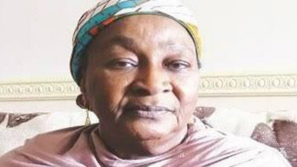 In memory of Goggo A'i and my many departed parents, by Bashir Hussaini Adamu