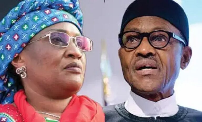 Buhari mourns ex-Minister Alhassan, says 'we'll miss you Mama Taraba'