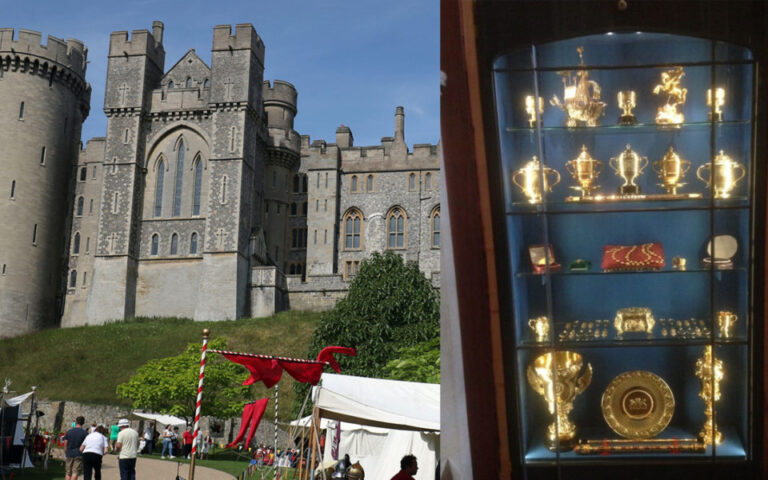 Burglars stole 'irreplaceable' historical items from British castle – Official