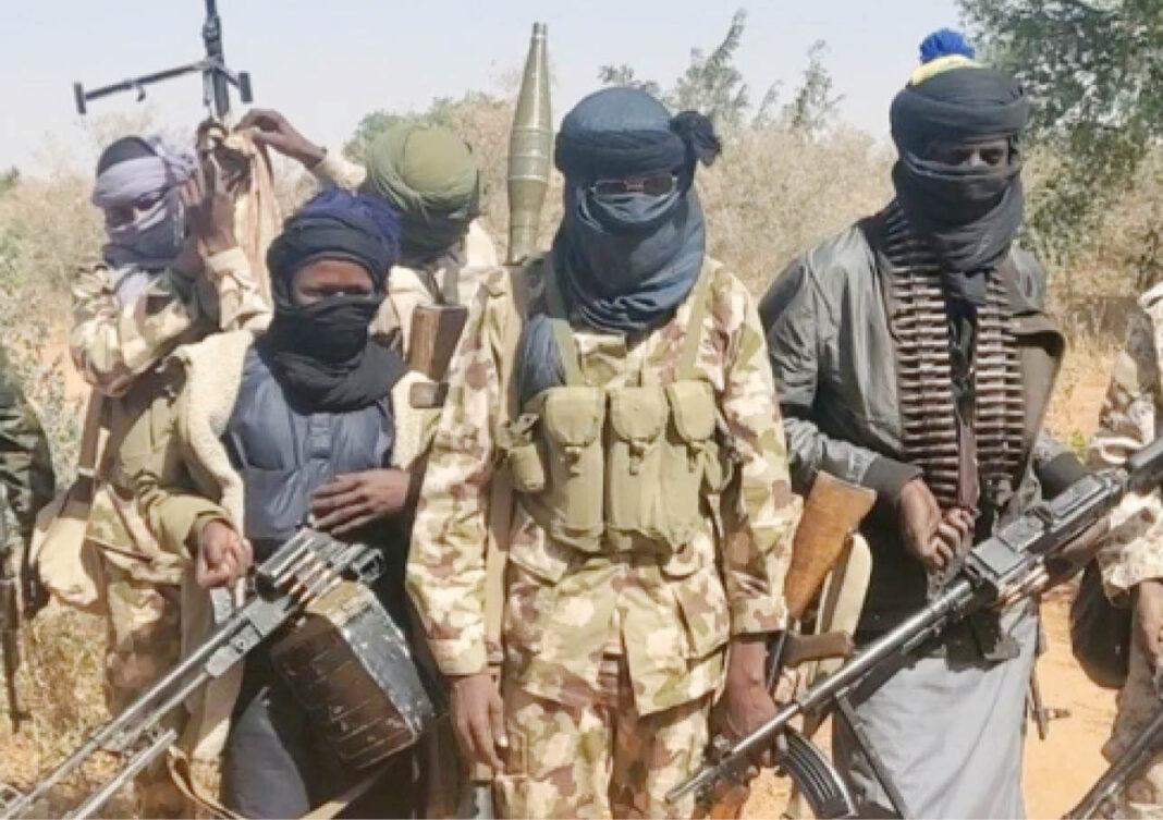 A group of bandits