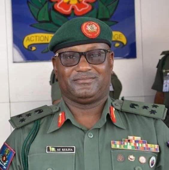 Brigadier-General Abdulrahman Kuliya