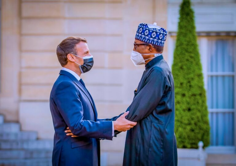 Nigeria must deepen anti-terror cooperation with France – Buhari