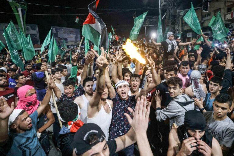 UN chief welcomes ceasefire declaration by Israel, Hamas