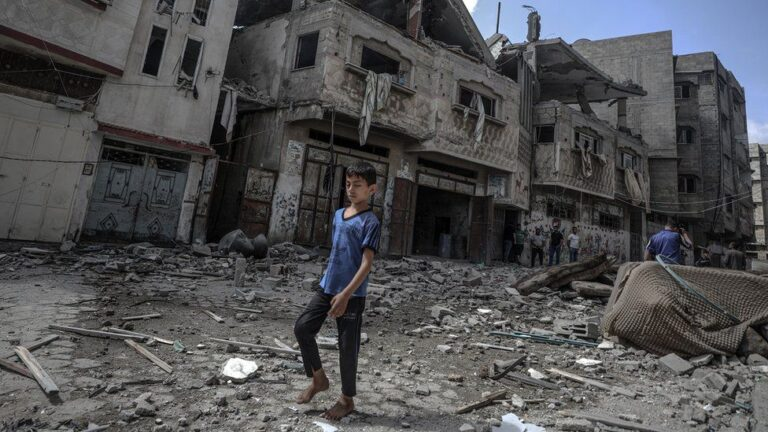 Amnesty says Israeli attacks on Gaza homes must be investigated as war crimes
