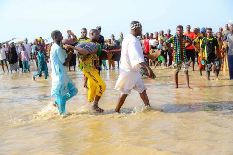81 bodies recovered from Kebbi boat mishap, says Gov. Bagudu