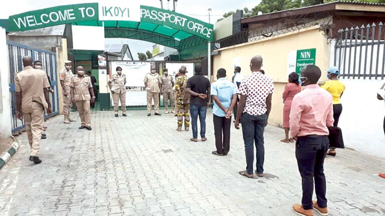 Lagos NIS begins move to clear passport backlogs before May 31 deadline – Official