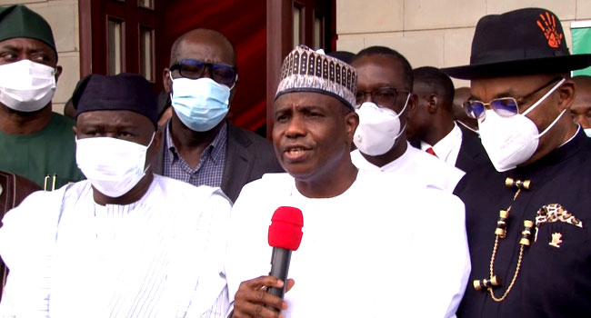 PDP governors raise alarm as EFCC probes party's sale of nomination forms