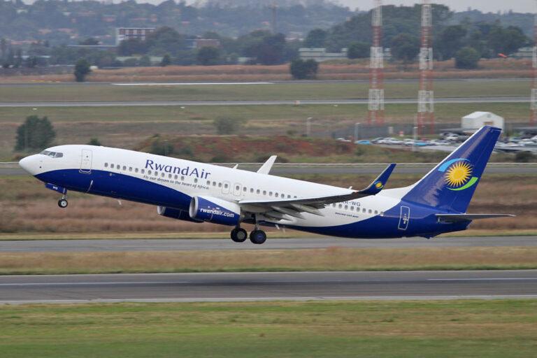RwandAir resumes flights to South Africa