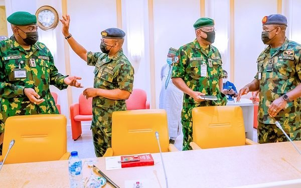 Insecurity: Senate in close-door meeting with Security Chiefs, others
