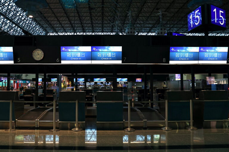 Taiwan bars entry to non-nationals over COVID-19 spike