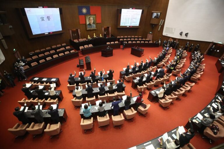 COVID-19: Taiwan parliament approves $15bn for aid programmes
