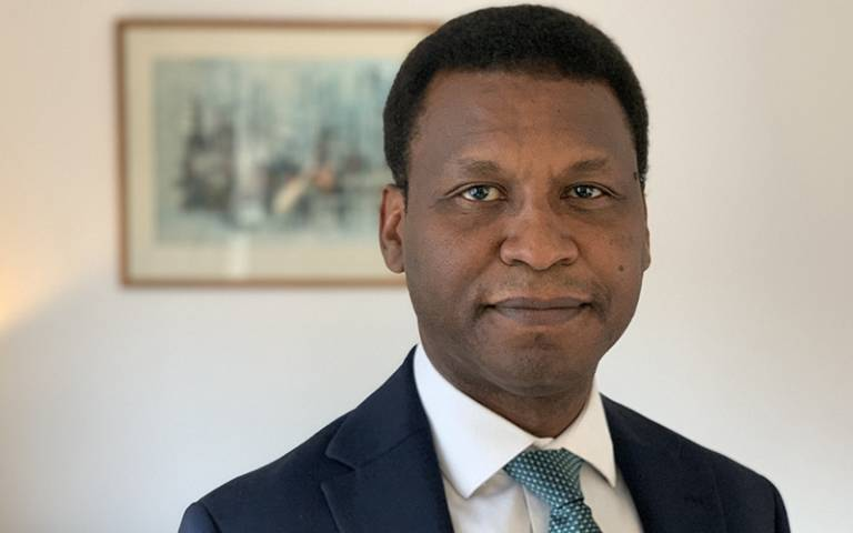 Professor Ibrahim Abubakar
