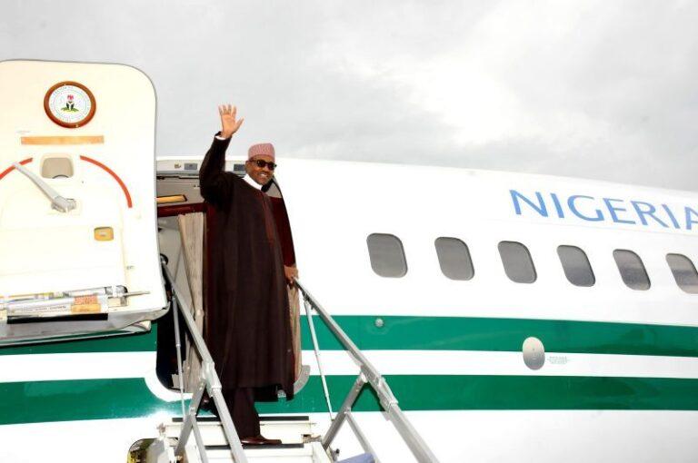 Buhari returns from medical, education summit trip in UK