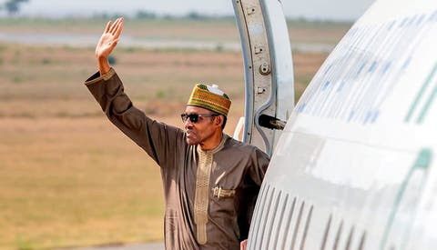 Buhari jets to London for Education Summit, bilateral talks with PM Johnson