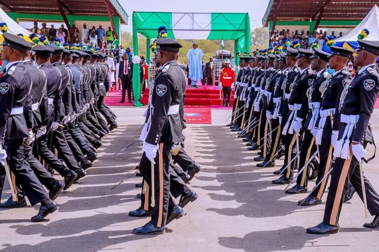 A lawyer's candid advice to the newly commissioned Cadet ASPs, by Abba Hikima