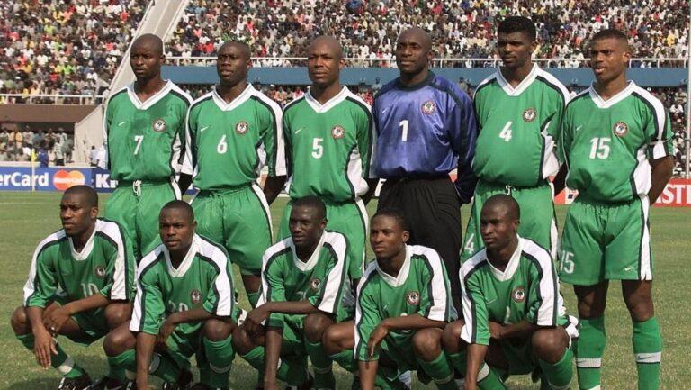 Buhari allocates houses to 1994 Super Eagles squad