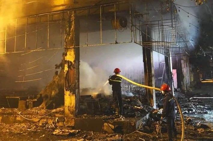 Fire kills family of 6 in Vietnam
