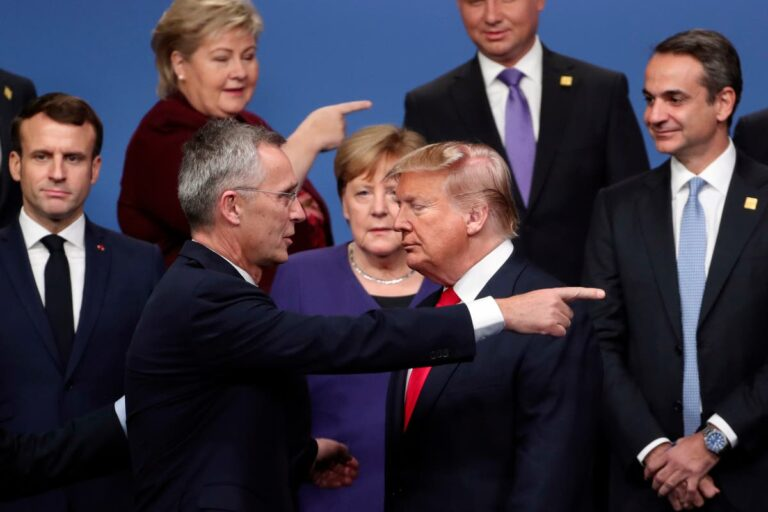 NATO summit opens with focus on solidarity after Trump era