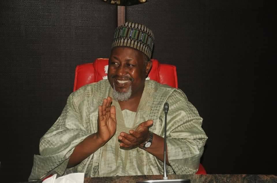 Governor Muhammad Badaru Abubakar of Jigawa State