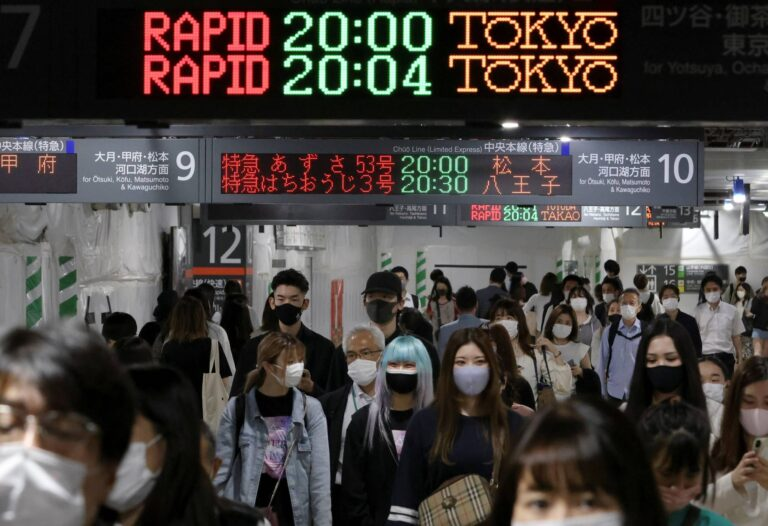 Japan to lift state of emergency for Tokyo, 8 other provinces